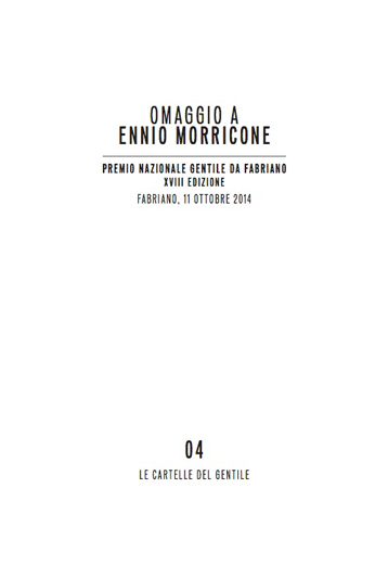 Ennio Morricone_Cartella 04