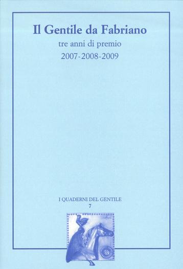Premio-gentile-2007-2008-2009
