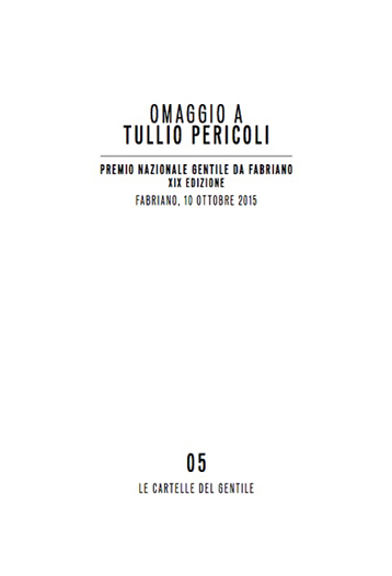 Tullio Pericoli_Cartella 05